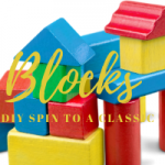 Blocks-A DIY spin on a classic!